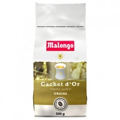 Malongo Cachet d'Or в зернах 500г