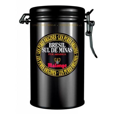 Кофе молотый 250г Malongo Bresil Sul De Minas