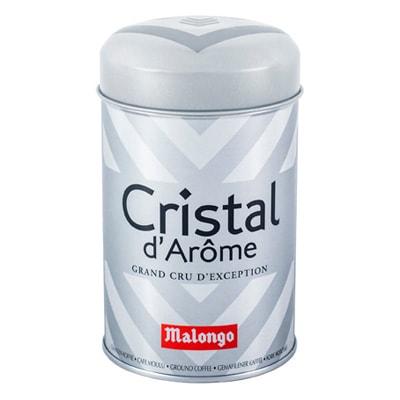 Кофе MALONGO CRISTAL D AROME BIO молотый 250г height=