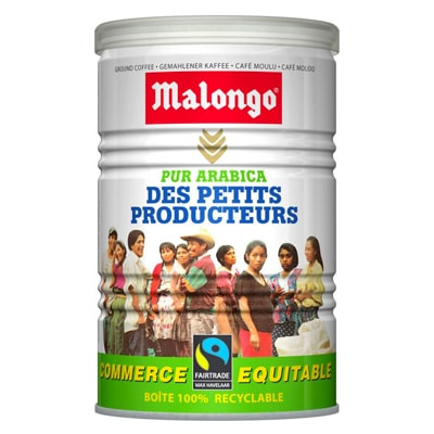 Malongo Fair Trade молотый 250г