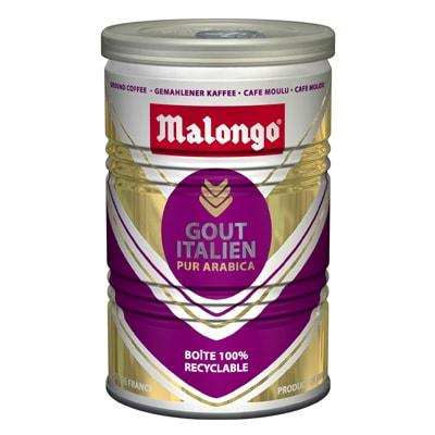 Malongo Gout Italien молотый 250г