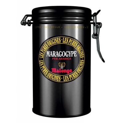 Кофе молотый 250г Malongo Maragogype height=