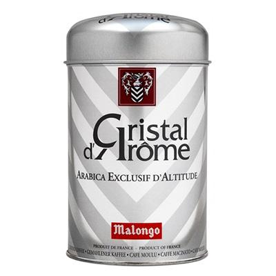 Malongo Cristal d Arome Bio молотый 250г
