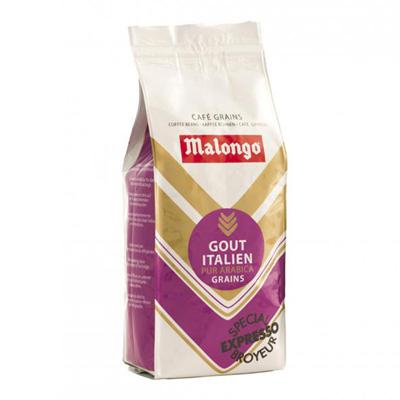 Malongo Gout Italien в зернах 250г