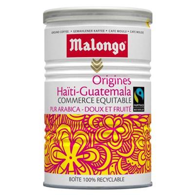 Malongo Haiti Guatemala молотый 250г