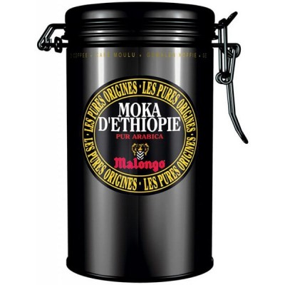 Malongo Moka d'Ephiopie молотый 250г