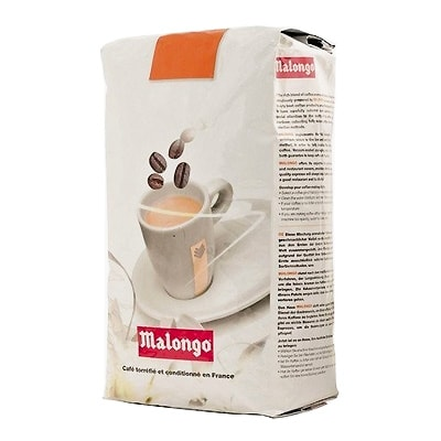 Malongo Select в зернах 1кг