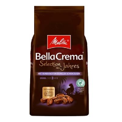 Melitta BellaCrema Selection des Jahres Schokolade в зернах 1кг