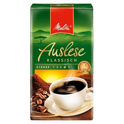 Кофе молотый 500г Melitta Auslese Klassisch height=