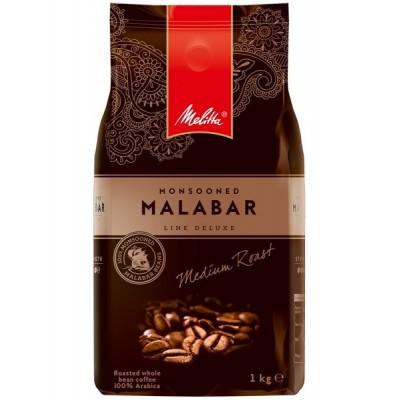 Кофе Melitta Malabar в зернах 1кг height=
