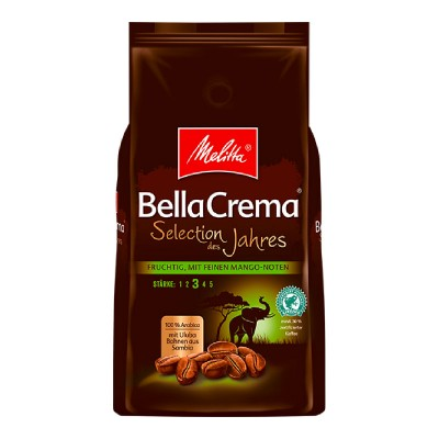 Melitta BellaCrema Selection des Jahres Mango в зернах 1кг