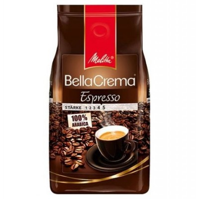 Melitta BellaCrema Espresso в зернах 1кг