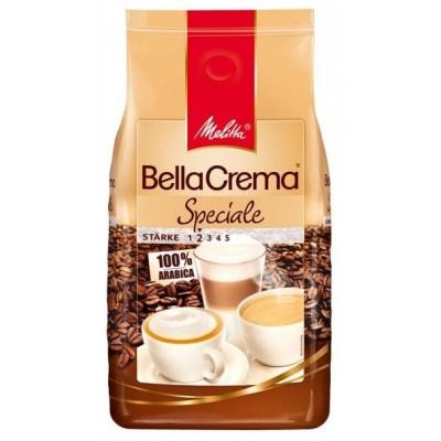 Melitta BellaCrema Speciale в зернах 1кг