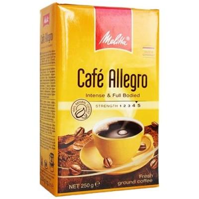 Melitta Cafe Allegro молотый 250г