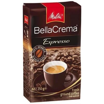 Melitta BellaCrema Espresso молотый 250 г