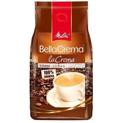Melitta BellaCrema LaCrema в зернах 1кг