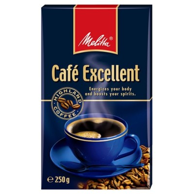 Melitta Cafe Excellent молотый 250г