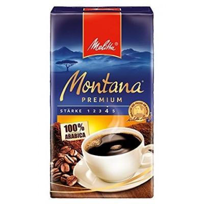 Melitta Montana 100% Arabica молотый 500г