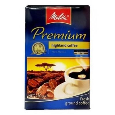 Melitta Cafe Premium молотый 250г