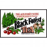 Mlesna Черный лес черный чай 500г