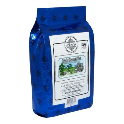 Mlesna Ирландские Сливки черный чай 500г