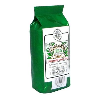 Mlesna Корица зеленый чай 100г
