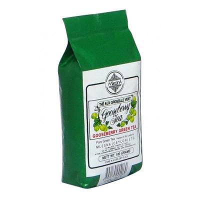 Mlesna Крыжовник зеленый чай 100г