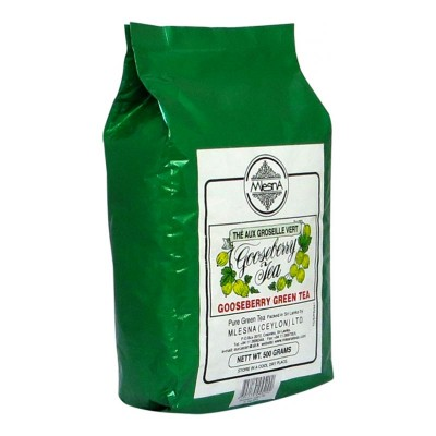 Mlesna Крыжовник зеленый чай 500г