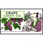 Mlesna Виноград зеленый чай 100г