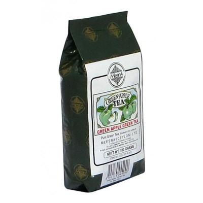 Mlesna Зеленое Яблоко зеленый чай 100г