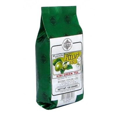 Mlesna Киви зеленый чай 100г