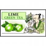 Mlesna Лайм зеленый чай 100г