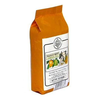 Mlesna Манго Мист зеленый чай 100г