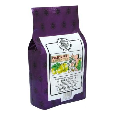 Mlesna Фрукт Страсти зеленый чай 100г