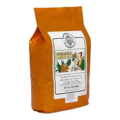 Mlesna Ананас зеленый чай 500г