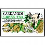 Mlesna Кардамон зеленый чай 100г
