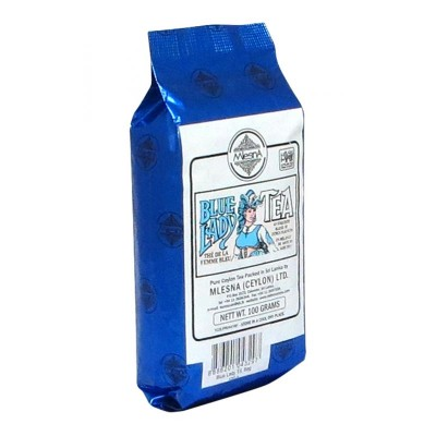 Mlesna Blue Lady черный чай 100г