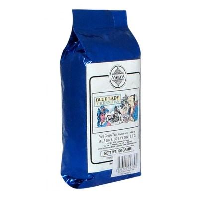 Mlesna Blue Lady зеленый чай 100г