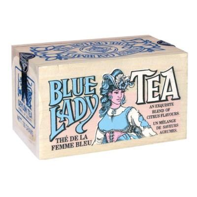Mlesna Blue Lady черный чай д/к 100г