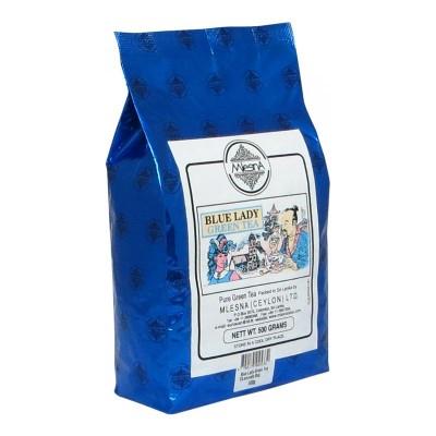 Mlesna Blue Lady зеленый чай 500г