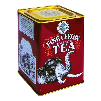 Mlesna Fine Ceylon черный чай ж/б 400г