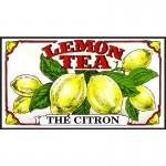 Mlesna Лимон черный чай 100г