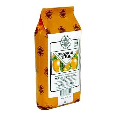 Mlesna Манго черный чай 100г