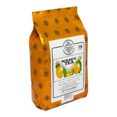 Mlesna Манго черный чай 500г