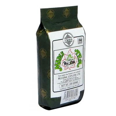 Mlesna Кленовый сироп черный чай 100г