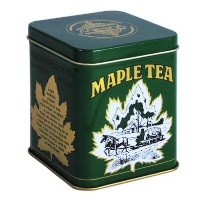 Mlesna Кленовый сироп черный чай в ж/б 100г