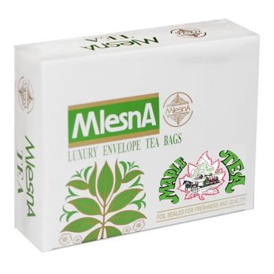 Mlesna Кленовый сироп черный чай 200шт