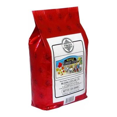 Mlesna Кленовый сироп зеленый чай 500г