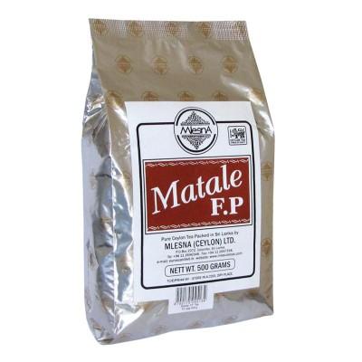 Mlesna Matale черный чай 500г