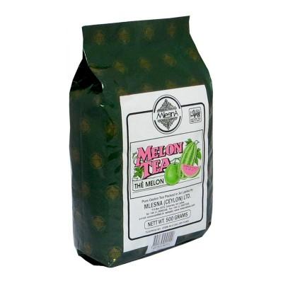 Mlesna Дыня черный чай 500г